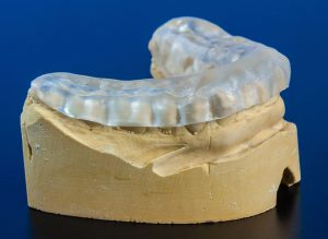 Night guard for bruxism