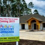 New pediatric dentist office in Fleming Island