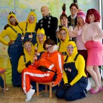 The Despicable Me crew