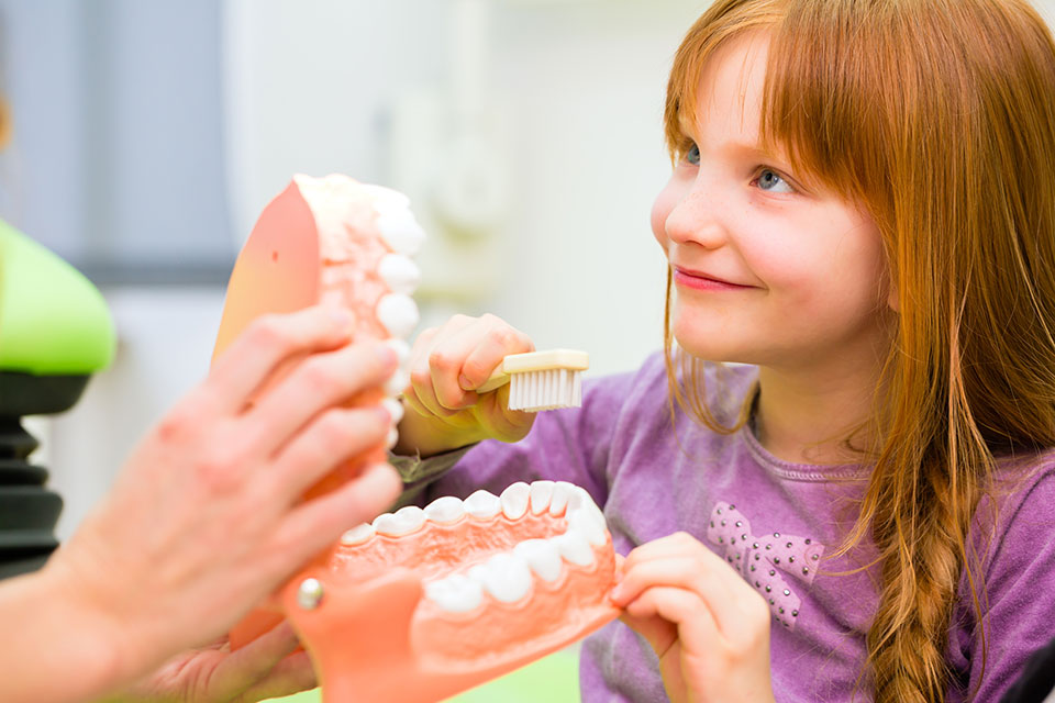 Helping kids get over pediatric dentist fear