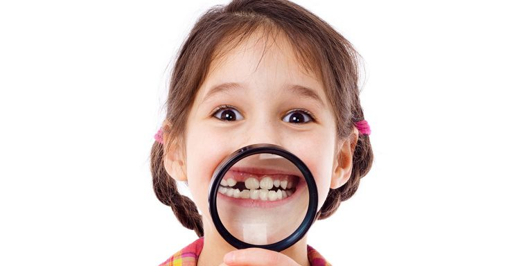 Important vitamins and minerals for children's teeth and gums
