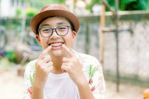 Kids and braces